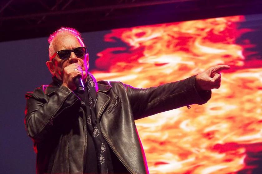Eric Burdon at XI Suwałki Blues Festival 2018