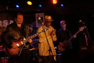 Dave Specter Bluesband i Harmonica Hinds in Warsaw