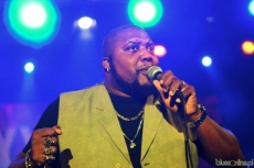 Sugaray Rayford has got four nominations for 37th Blues Music Awards