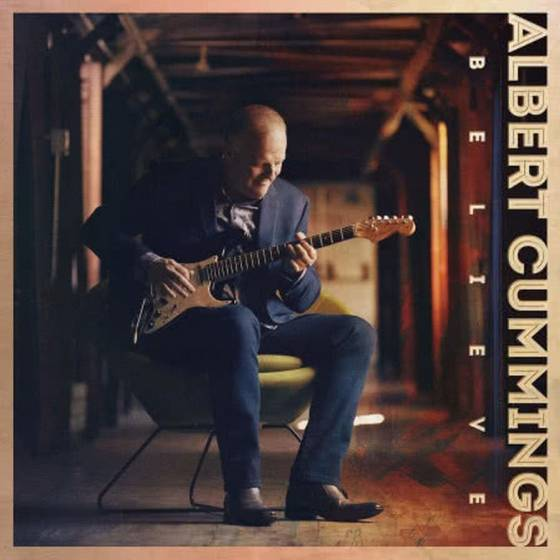 Albert Cummings – Believe (2020)