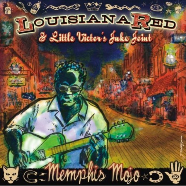 Louisiana Red & Little Victor's Juke Joint - Memphis Mojo