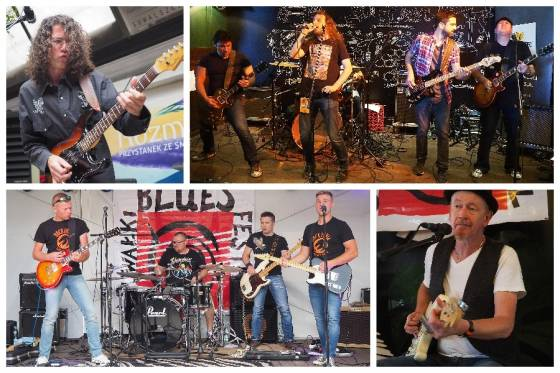 XII Suwałki Blues Festival 2019. Vinnie's Vice, Soundtruck, Howlin' Mat, Back to the Roots, Rock kONia - śniadania bluesowe