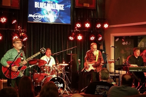 The Delgado Brothers were the best band during 2016 International Blues Challenge
