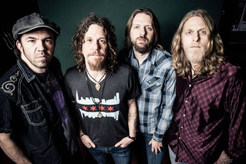 The Steepwater Band on tour