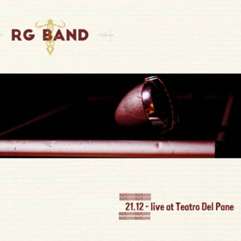RG Band – 21.12 Live At Teatro Del Pane