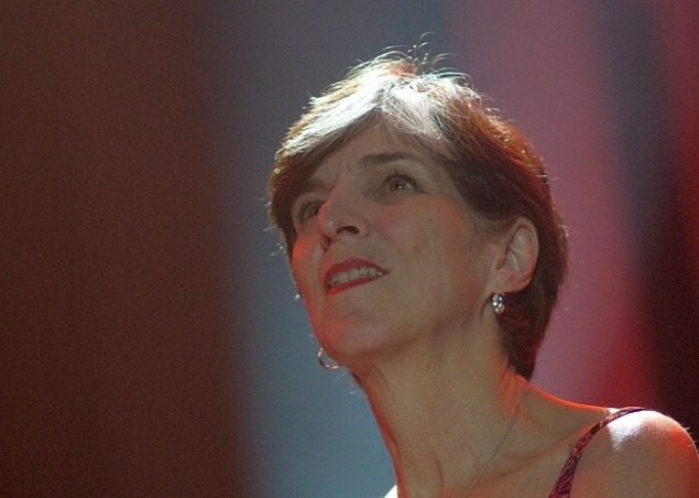 Marcia Ball at Rawa Blues Festival 2011 in Katowice
