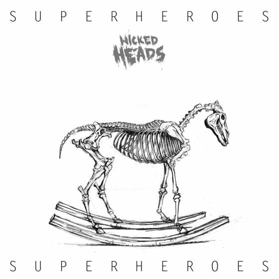 Wicked Heads - Superheroes
