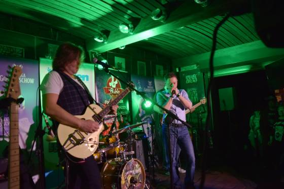 J.J. Band w Hard Rock Pub Pamela fot. Monika Axel