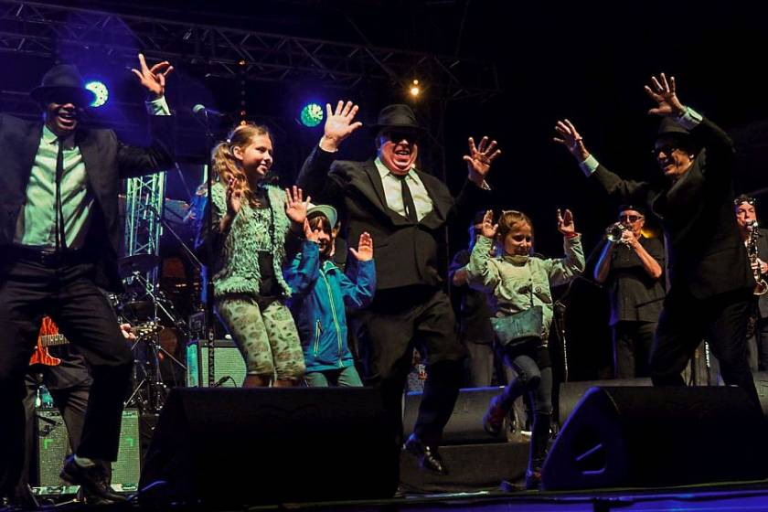 The Original Blues Brothers Band made a great finale of their show during X Suwałki Blues Festival 2017