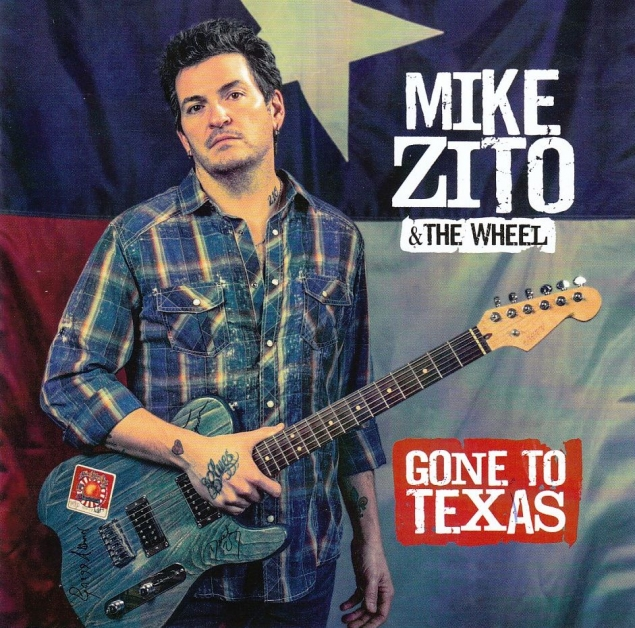 Mike Zito & The Wheel - Gone To Texas