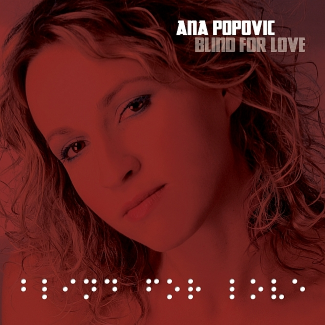 Ana Popovic jako Blind For Love