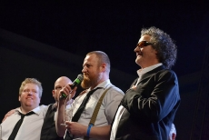 "Eric ""Slim"" Zahl & The South West Swingers wygrali 6th European Blues Challenge 2016"